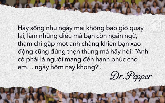Chuyên gia tâm lý Dr.Pepper bật mí 9 bí quyết dành riêng cho phụ nữ: Muốn hạnh phúc, đừng như cái điều khiển điều hòa - Ảnh 9.