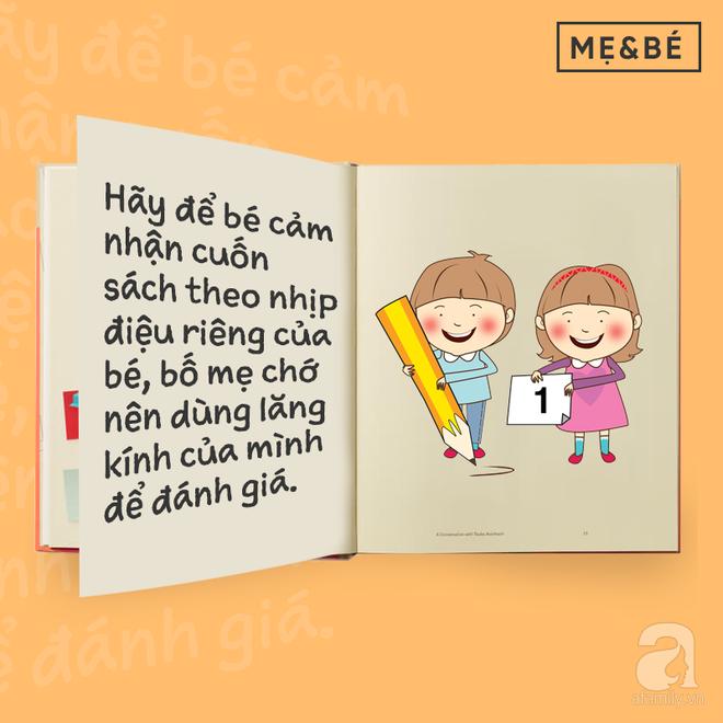 Đừng nghĩ đọc sách cho con để dạy dỗ bé, không cẩn thận là sai lầm đấy! - Ảnh 2.