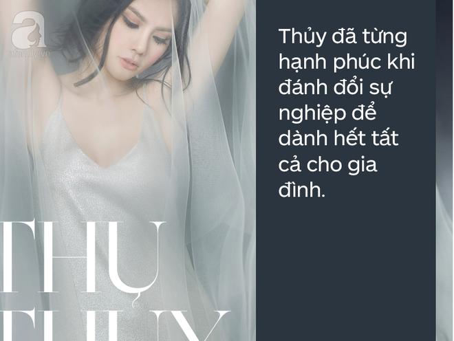 Bị tổn thương và bị bỏ rơi, Thu Thủy vẫn nghẹn ngào xin lỗi người bạn đời gắn bó 17 năm - Ảnh 3.