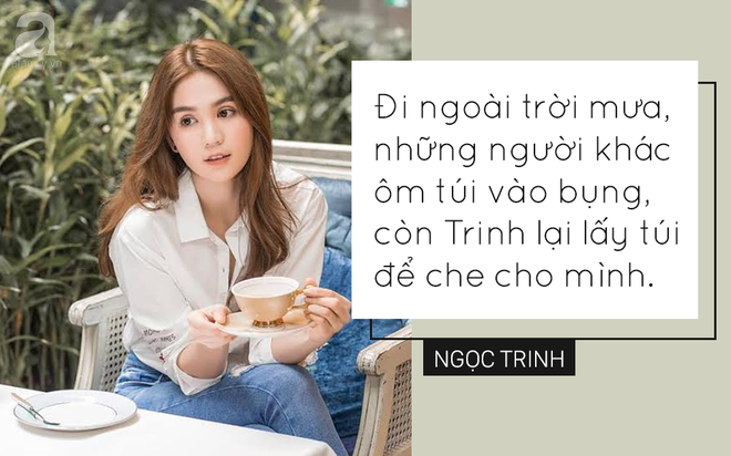 Trong showbiz Việt liệu có ai đủ bản lĩnh phát ngôn về hàng hiệu sốc như Ngọc Trinh - Ảnh 3.