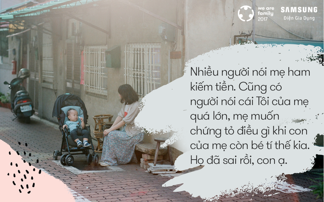 Có bố và có con, mẹ biết rằng mình không bao giờ đơn độc - Ảnh 3.