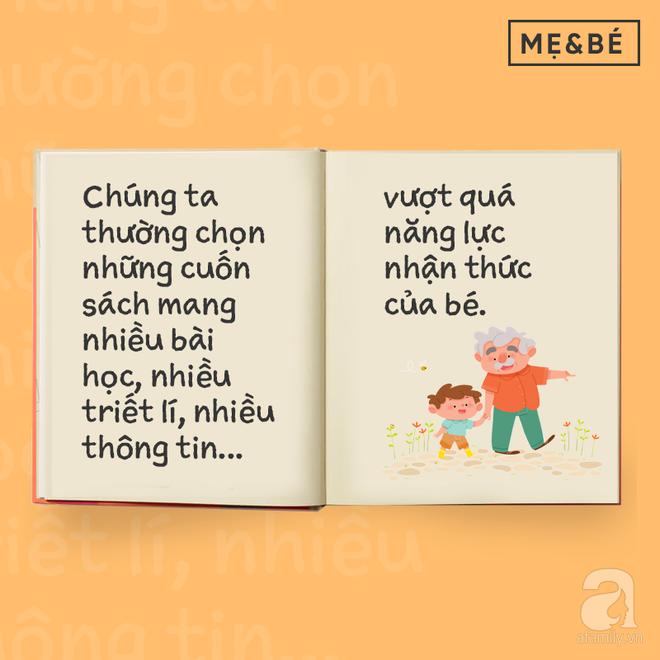 Đừng nghĩ đọc sách cho con để dạy dỗ bé, không cẩn thận là sai lầm đấy! - Ảnh 3.