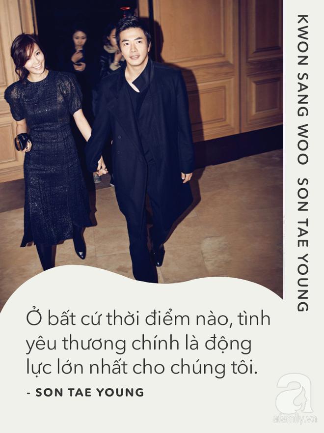 Kwon Sang Woo và Son Tae Young: Tình yêu không phải là lời thề non hẹn biển, chỉ đơn giản là cùng nhau bình yên - Ảnh 2.