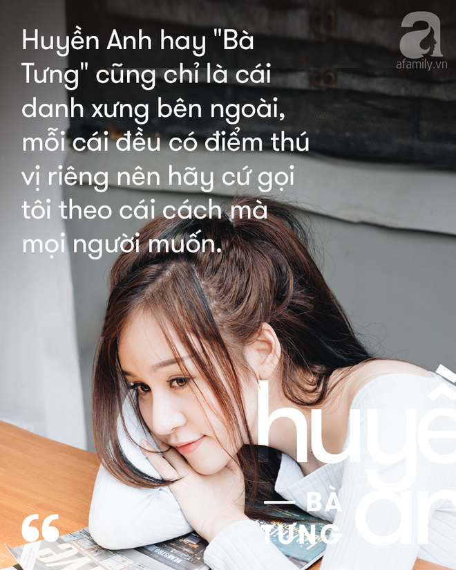 Bà Tưng - Huyền Anh: Muốn nổi tiếng nhờ hở bạo, hãy nhìn tôi khi đó và cả hiện tại để biết mình nên làm - Ảnh 13.