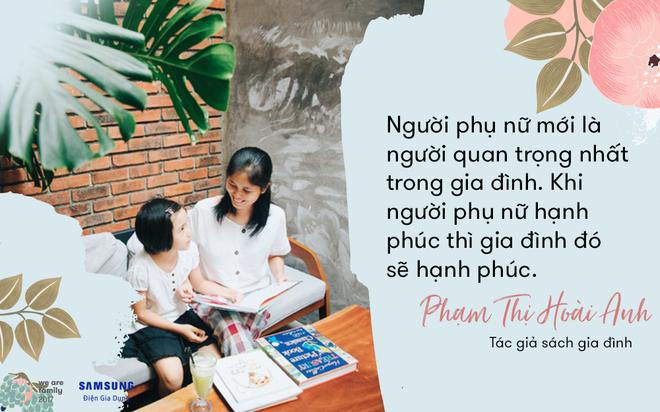 Những câu nói truyền cảm hứng nhất trong suốt chặng đường We are Family 2017 Ngày thứ 8 của mẹ - Ảnh 5.