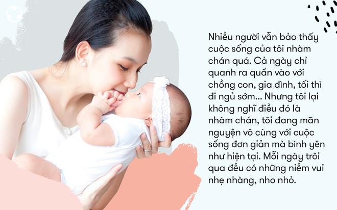 Hoa hậu Thùy Lâm: Tham vọng của tôi là gia đình hạnh phúc - Ảnh 2.