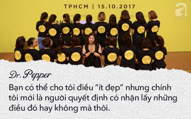 Chuyên gia tâm lý Dr.Pepper bật mí 9 bí quyết dành riêng cho phụ nữ: Muốn hạnh phúc, đừng như cái điều khiển điều hòa - Ảnh 7.