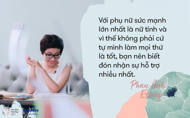 Những câu nói truyền cảm hứng nhất trong suốt chặng đường We are Family 2017 Ngày thứ 8 của mẹ - Ảnh 6.