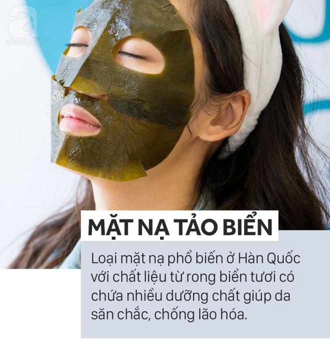 Hóa ra mặt nạ chăm sóc da cũng có hàng hà sa số các loại khác nhau như thế này - Ảnh 23.
