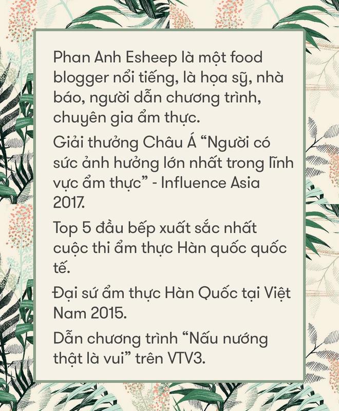 Phan Anh Esheep: Là công chúa hay phù thủy đều do phụ nữ cả, vì thế đừng oán trách đàn ông! - Ảnh 1.