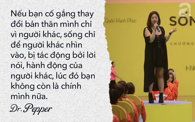 Chuyên gia tâm lý Dr.Pepper bật mí 9 bí quyết dành riêng cho phụ nữ: Muốn hạnh phúc, đừng như cái điều khiển điều hòa - Ảnh 5.