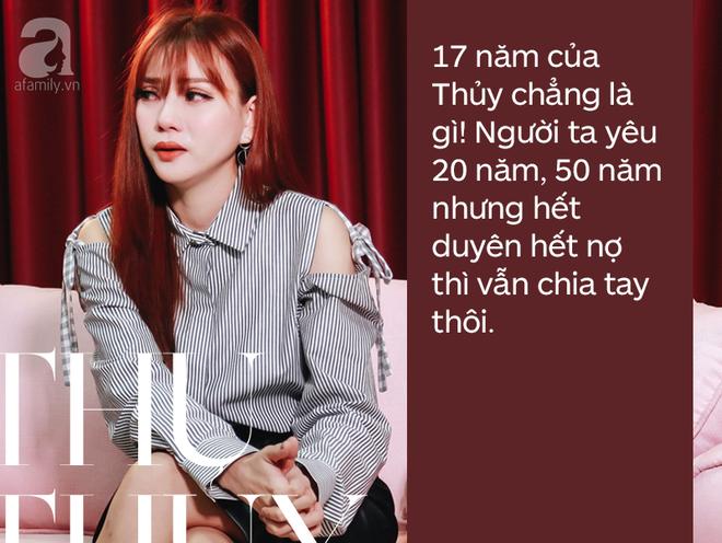 Bị tổn thương và bị bỏ rơi, Thu Thủy vẫn nghẹn ngào xin lỗi người bạn đời gắn bó 17 năm - Ảnh 13.