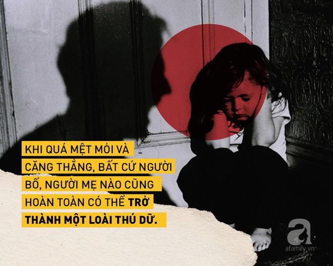 Sự thật là, đứa trẻ nào trên đời cũng có một vết sẹo từ hành vi bạo lực của cha mẹ - Ảnh 2.