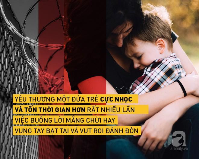 Sự thật là, đứa trẻ nào trên đời cũng có một vết sẹo từ hành vi bạo lực của cha mẹ - Ảnh 6.