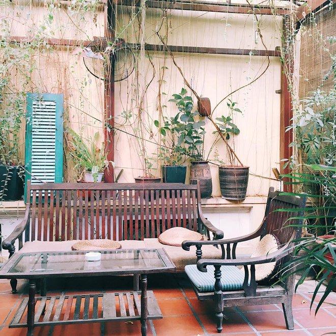 5 quán cafe vừa chất, vừa đẹp ẩn mình trong những ngôi biệt thự cổ ở Hà Nội - Ảnh 45.