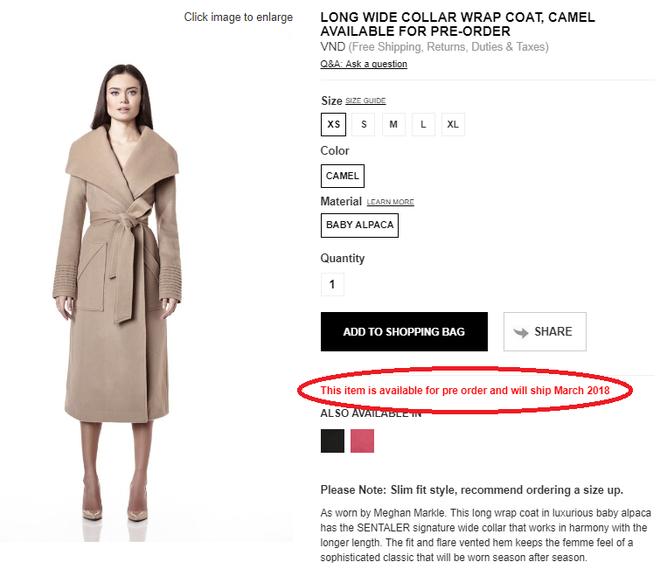 Cùng xuất hiện tại sự kiện, áo khoác mà Kate Middleton và tân Công nương mặc lại nhanh chóng được người ta tìm mua đến cháy hàng - Ảnh 7.
