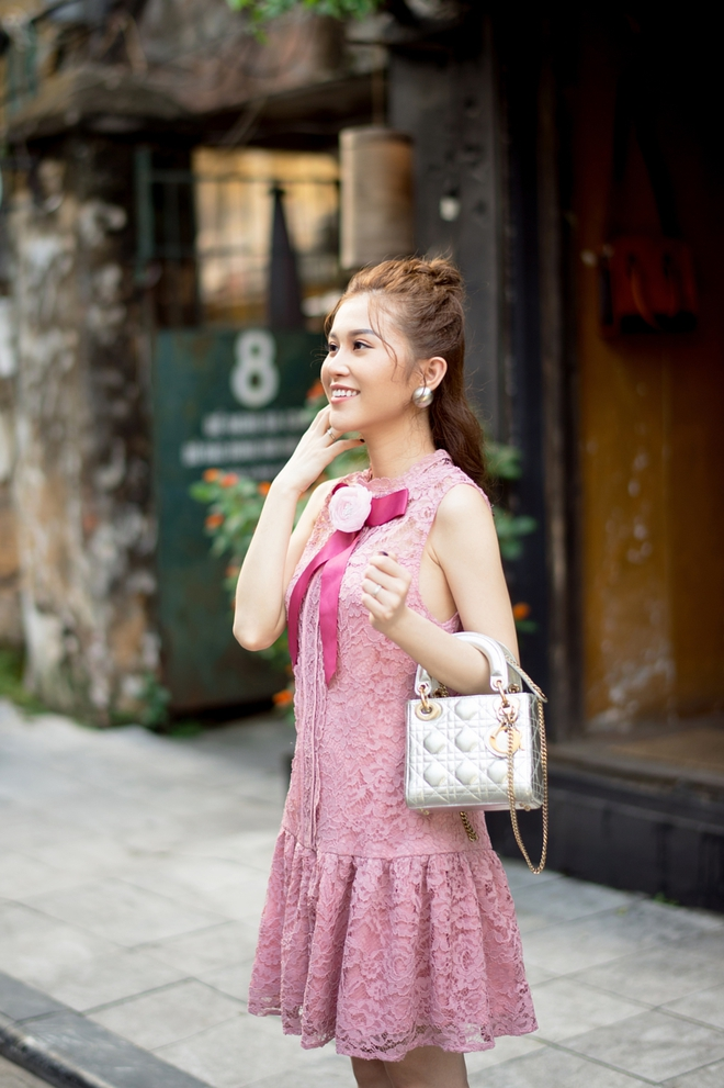 """Mẹ bầu 6 tháng vẫn đẹp như Hoa hậu: """"Mỗi ngày soi gương đều mỉm cười hạnh phúc"""" - Ảnh 11."""