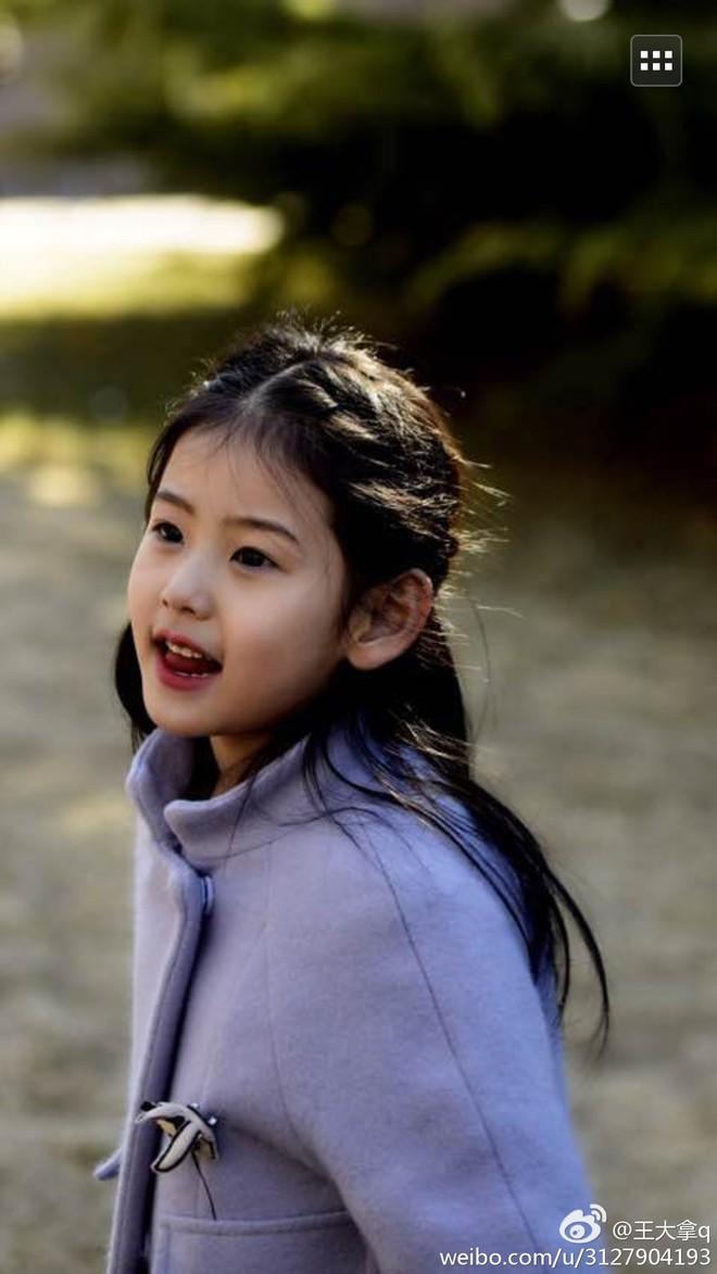 Tiểu tiên nữ có vẻ đẹp giống hệt Trương Bá Chi được dự đoán sẽ trở thành hot girl tương lai - Ảnh 5.
