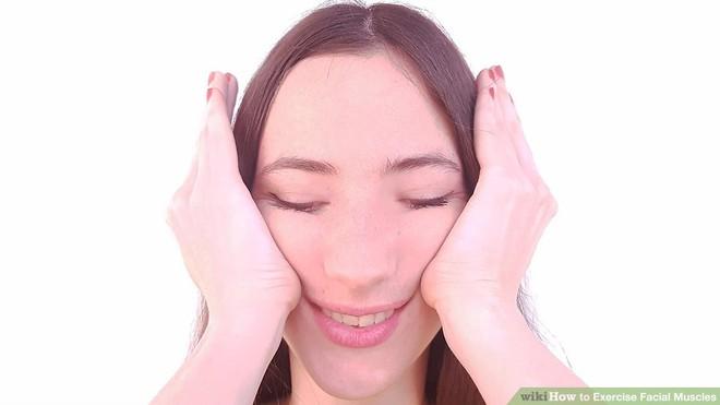 Dù ngồi không cũng nên tập những bài tập này để có môi xinh, má mọng, mặt không nếp nhăn - Ảnh 9.