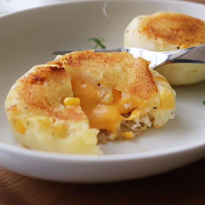 Bữa sáng ngon hết nấc với bánh khoai tây chiên phô mai - Ảnh 5.