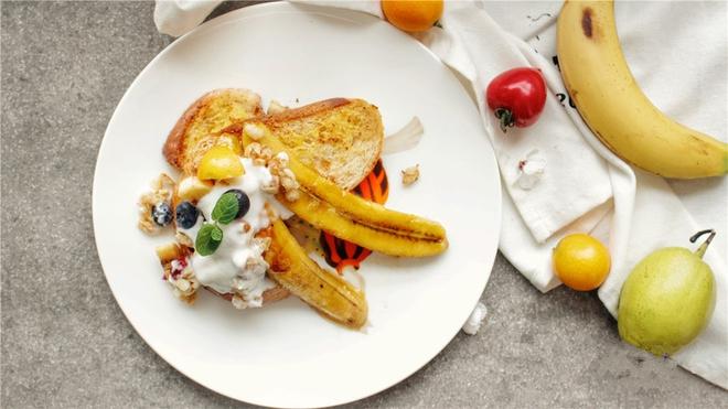 Bữa sáng ngon đẹp như Tây chỉ với món bánh mì làm trong 10 phút - Ảnh 5.