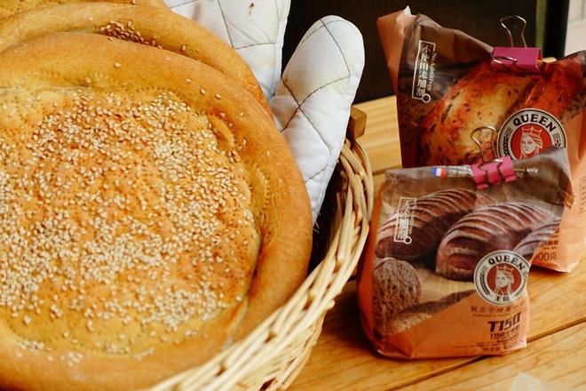Bánh mỳ vừng trắng thơm bùi hấp dẫn - Ảnh 8.