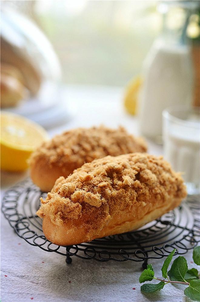 Đổi vị cho bữa sáng cuối tuần với bánh mì chà bông mềm ngon thơm nức - Ảnh 5.