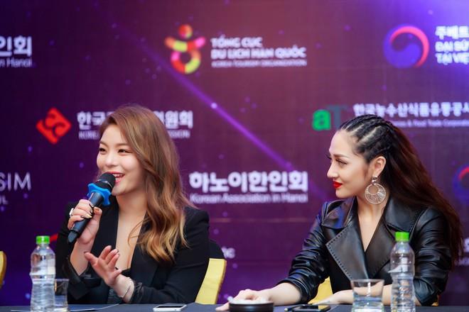 Đọ sắc cùng Beyonce Hàn Quốc Ailee, Bảo Anh xinh đẹp, nổi bật không thua kém - Ảnh 3.