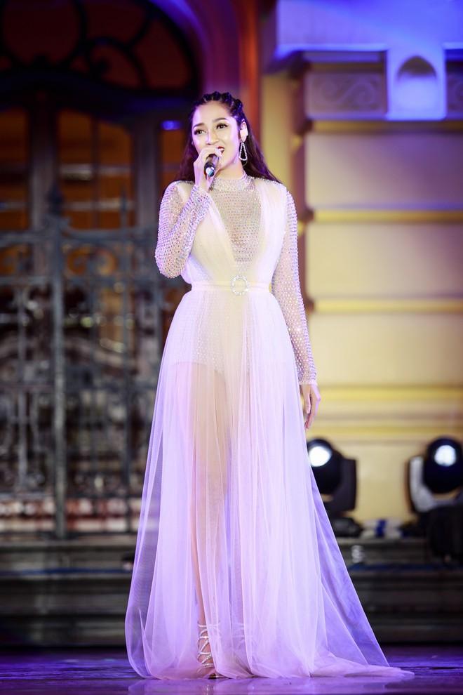 Đọ sắc cùng Beyonce Hàn Quốc Ailee, Bảo Anh xinh đẹp, nổi bật không thua kém - Ảnh 5.