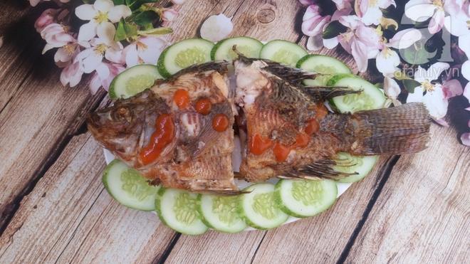Thực đơn cơm tối chưa tới 90k mà đủ cá thịt rau siêu ngon - Ảnh 2.