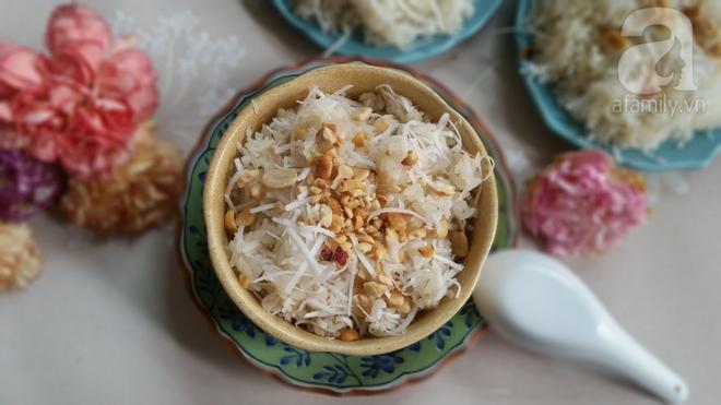 Xôi dừa dẻo thơm cho bữa sáng ngon miệng - Ảnh 4.