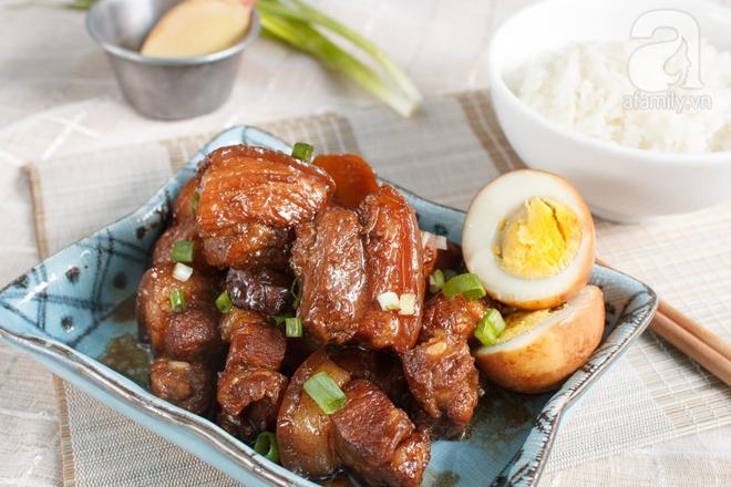 Chỉ thay đổi 1 nguyên liệu thôi mà người Hong Kong có món thịt kho trứng siêu ngon thế này! - Ảnh 7.