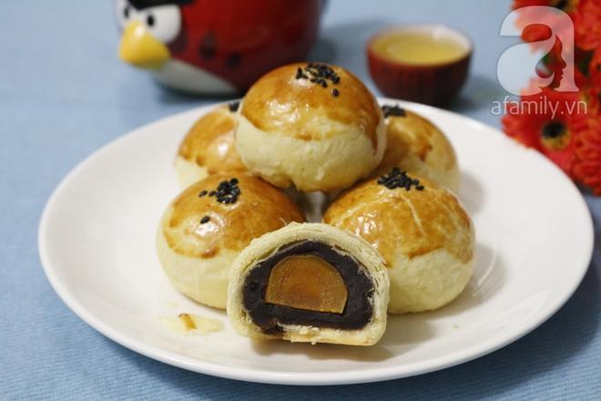 Rằm tháng Tám sắp tới, thử ngay công thức làm bánh Trung thu Đài Loan siêu hot - Ảnh 10.