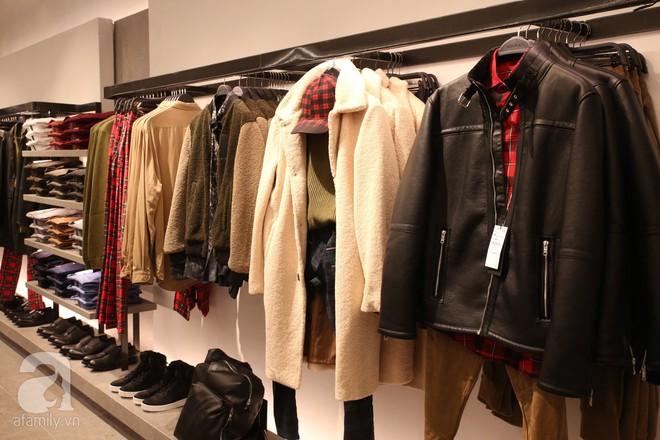 Zara cũng khai trương sớm tại Hà Nội, và đây là những hình ảnh đầu tiên bên trong cửa hàng - Ảnh 8.