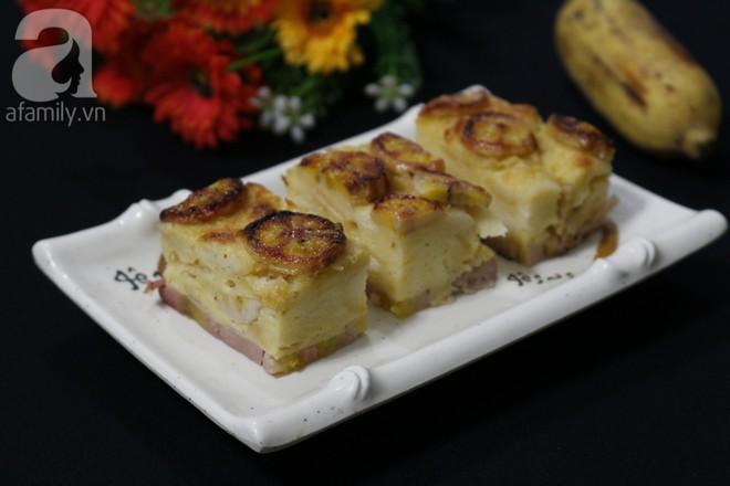Tận dụng chuối chín, làm ngay bánh chuối thơm phức cực ngon - Ảnh 5.