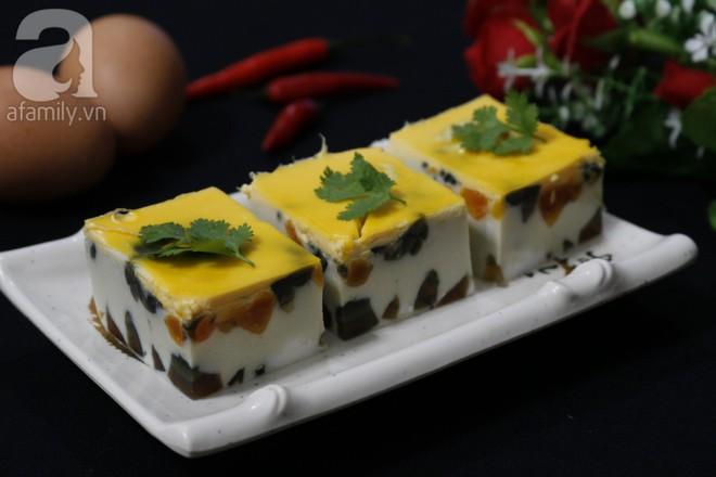 Hóa ra có cách làm món trứng hấp đơn giản mà đẹp và ngon đến thế này - Ảnh 7.