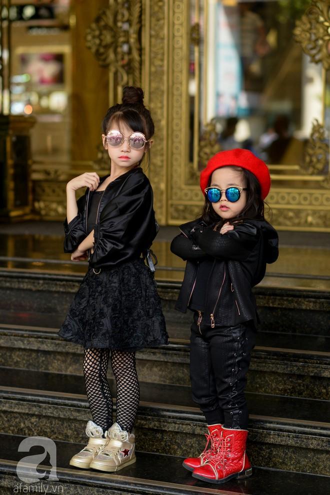 Tổng kết VIFW: Nổi bật nhất là street style vừa cool ngầu vừa yêu của loạt fashionista nhí  - Ảnh 17.