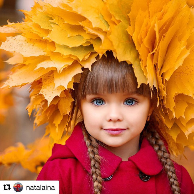 Nếu bạn thắc mắc thế nào là vẻ đẹp không góc chết, hãy ngắm cô bé được mệnh danh là thiên thần đẹp nhất thế giới này - Ảnh 19.