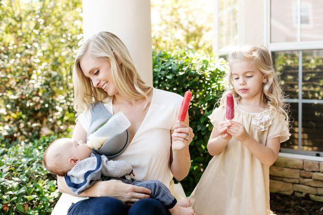 Cho con uống sữa sẽ nhàn hơn bao giờ hết nếu bố mẹ biết đến Beebo - cánh tay phụ hoàn hảo - Ảnh 11.