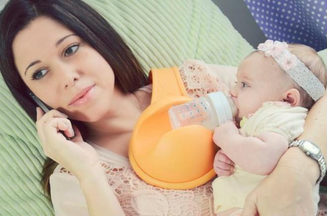Cho con uống sữa sẽ nhàn hơn bao giờ hết nếu bố mẹ biết đến Beebo - cánh tay phụ hoàn hảo - Ảnh 10.