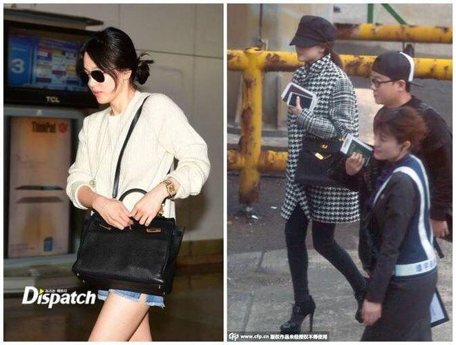 Diện đồ đơn giản, nhưng hoá ra Song Hye Kyo lại sở hữu BST túi Hermes tiền tỉ khiến nhiều người ghen tị  - Ảnh 9.
