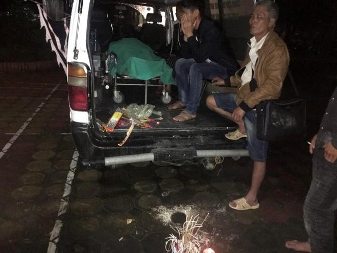 Sản phụ tử vong trên đường chuyển viện (Ảnh VNN)