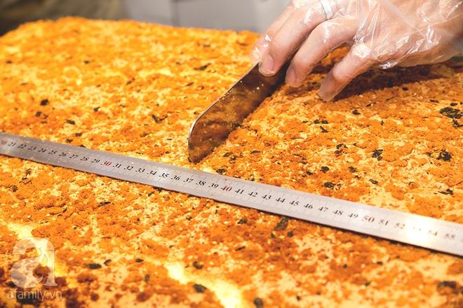 Cuối cùng, bánh bông lan khổng lồ Đài Loan từng gây sốt ở Sài Gòn cũng đã tới Hà Nội - ảnh 12
