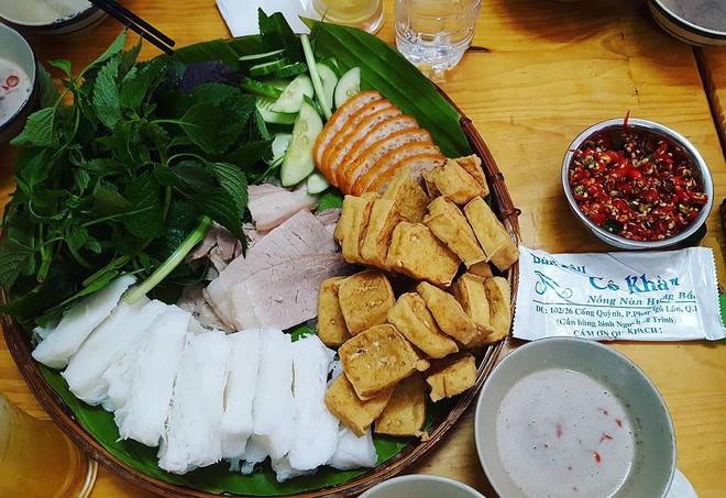4 quán ăn bình dân vừa ngon, vừa dễ đụng người nổi tiếng ở Sài Gòn - Ảnh 20.