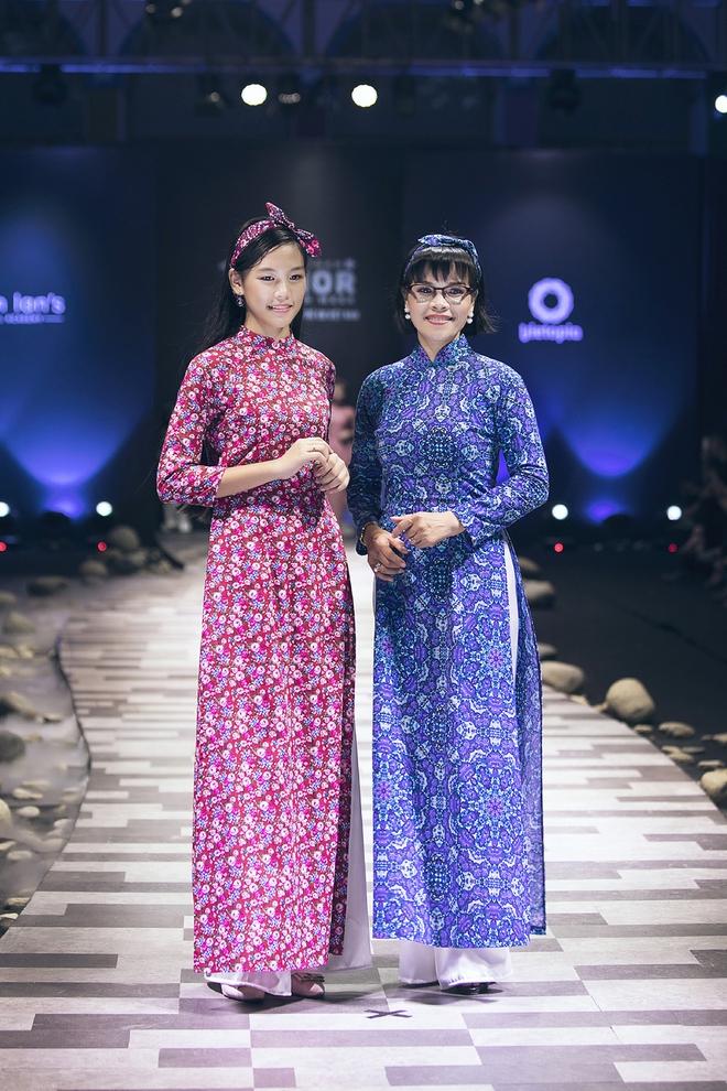 Ốc Thanh Vân cùng 3 nhóc tỳ mở màn Tuần lễ Thời trang Thiếu nhi 2017 - Ảnh 14.