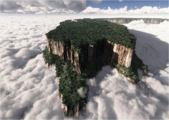 Thì ra Trái đất còn có những nơi mang vẻ đẹp hoàn mỹ đến thế này mà bạn chưa biết - Ảnh 9.