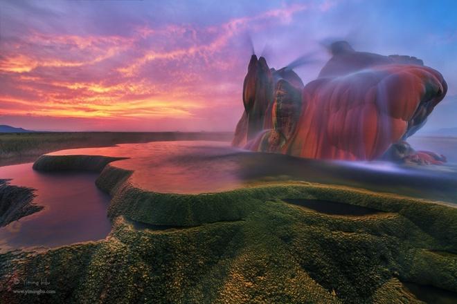 Thì ra Trái đất còn có những nơi mang vẻ đẹp hoàn mỹ đến thế này mà bạn chưa biết - Ảnh 5.