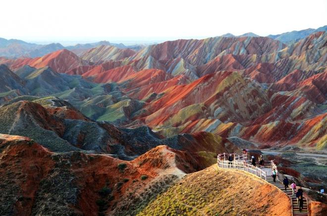 Thì ra Trái đất còn có những nơi mang vẻ đẹp hoàn mỹ đến thế này mà bạn chưa biết - Ảnh 8.