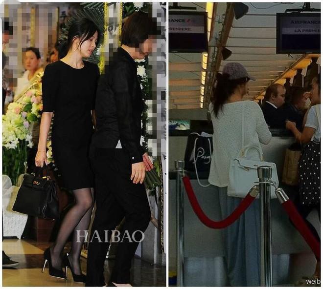 Diện đồ đơn giản, nhưng hoá ra Song Hye Kyo lại sở hữu BST túi Hermes tiền tỉ khiến nhiều người ghen tị  - Ảnh 11.