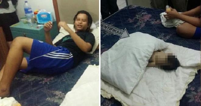 Người đàn ông đã hại chết con mình vì bị làm phiền giấc ngủ trưa.